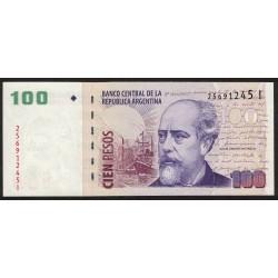 B3725 100 Pesos I 2007 EXC+