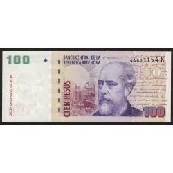 B3731 100 Pesos K 2009 UNC