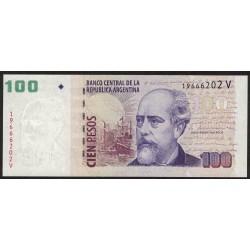 B3750 100 Pesos V 2012 UNC