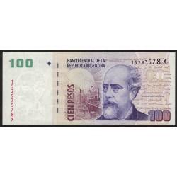 B3754 100 Pesos X 2013 UNC