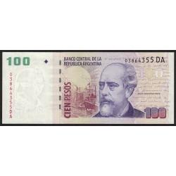 B37601100 Pesos DA 2013 UNC