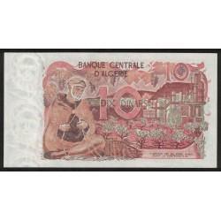 Algeria P127 10 Dinars 1970 UNC