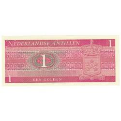 P20A Antillas Holandesas 1 Gulden 1970 UNC