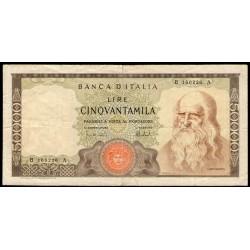 Italia P99c 50.000 Liras 1972 MB