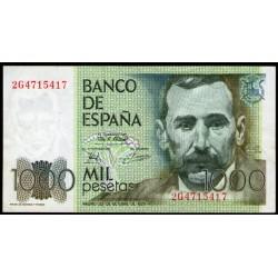 España P158 1000 Pesetas 1979 MB/EXC