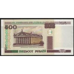 Bielorrusia P27 500 Rublos 2000 UNC