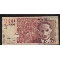 P450e 1000 Pesos 2003 Colombia UNC