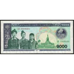 Laos P32Aa 1000 Kip 1998 UNC