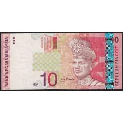 Malasia P46 10 Ringgit 2004 UNC