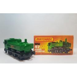 Matchbox 1978 N°47 Pannier Locomotive