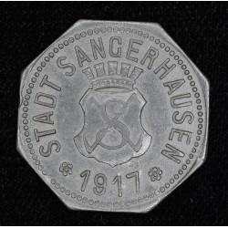 Alemania Notgeld 50 pfenning 1917 UNC