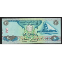 P28b 20 Dirhams 2009 Emiratos Arabes Unidos