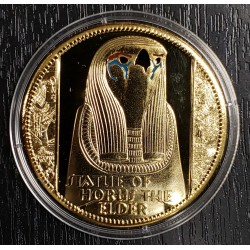 Somalia 250 Shillings 2008 KM174 Statue of Horus the Elder UNC