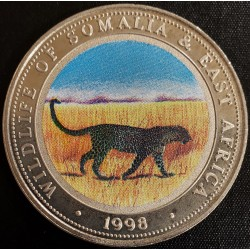 Somalia 25 Shillings 1998 KM59 Wildlife UNC
