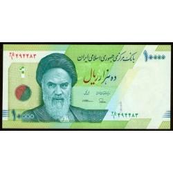 Iran 10000 Rials 2017 UNC