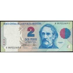 B3023 Reposicion 2 Pesos Convertibles 1993/96 UNC