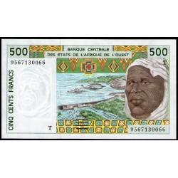 Togo 500 Francos P810Te UNC