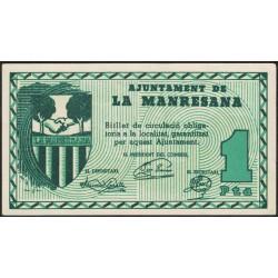 España Ajuntament de La Manresana 1 Pta UNC