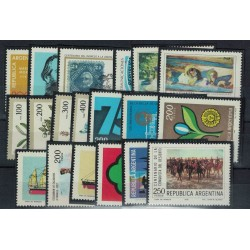 1979 Año Completo - Mint