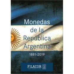Nuevo Catalogo Monedas Argentinas 1881-2019