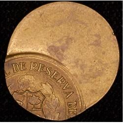 Error Peru 1 Sol 1975/76 Muy Descentrada EXC