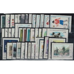 1984 Año Completo - Mint