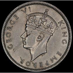 Rhodesia del Sur 1 Shilling 1947 KM18b EXC+