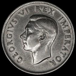 Sudafrica 2 Shillings 1941 KM29 Ag MB