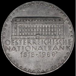 Austria 50 Shilling 1966 KM2900 150 Aniv. National Bank Ag MB