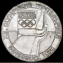 Austria 100 Shilling 1976 KM2929 Ag EXC