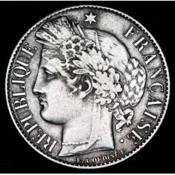 Francia 1 Franco 1895A KM822.1 Ag MB+