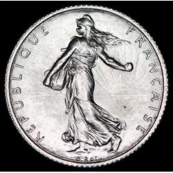 Francia 1 Franco 1917 KM844.1Ag UNC