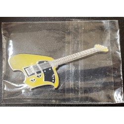 Somalia 1 Dollar 2004 Forma de Guitarra KMX66 UNC