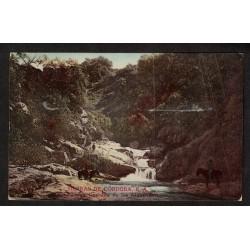Cascada de Los Algarrobos