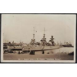 El Crucero Almirante Brown