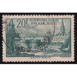 Francia Yv-394 Usado