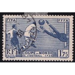 Francia Yv-396 Usado