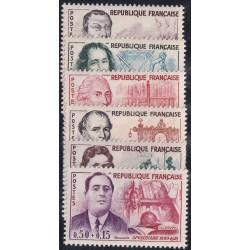 Francia Yv-1295/1300 Serie Completa Mint