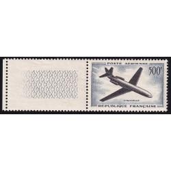 Francia Aereo Yv-ae36 Mint